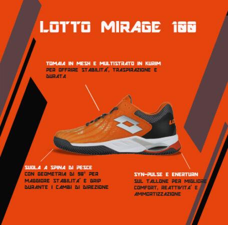 Lotto MIRAGE 100