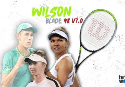 Wilson Blade v7 16x19