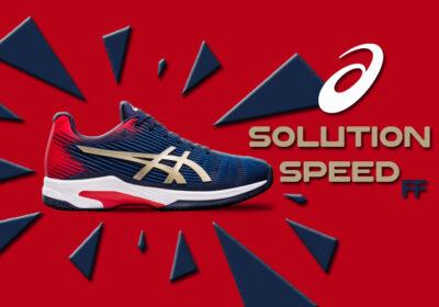 Asics Solution Speed FF
