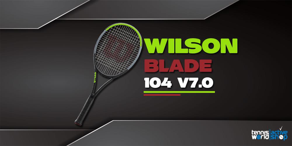 Wilson Blade 104v7
