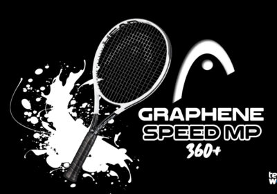 Head Graphene Speed 360+ MP