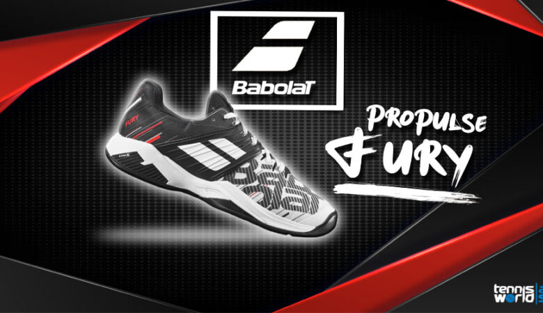 Babolat Propulse Fury