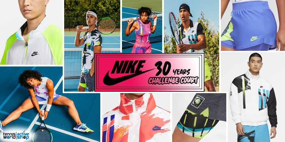 Nike Challenge Court Collection