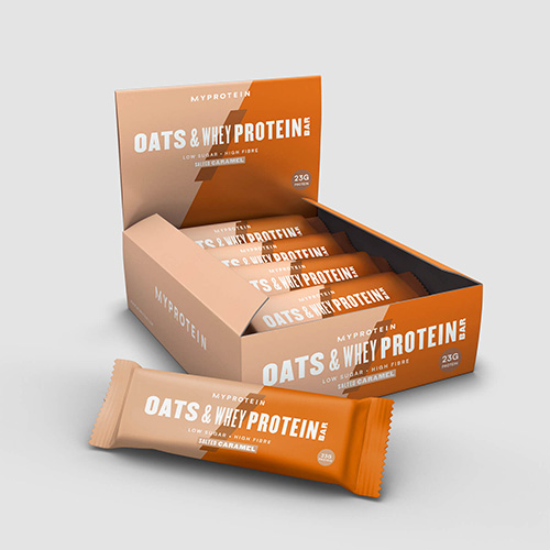 Barrette Proteiche MyProtein