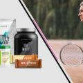 Integratori Proteici nel tennis