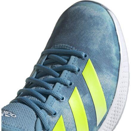 Scarpe Adidas Defiant Generation Light Blue & Lime