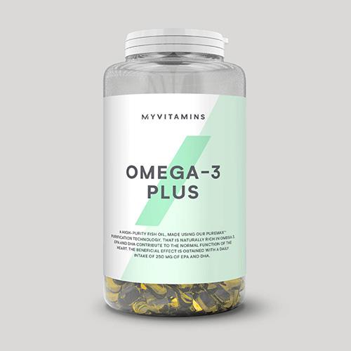 Acidi grassi omega-3 plus