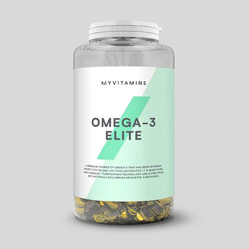 Acidi grassi omega-3 elite