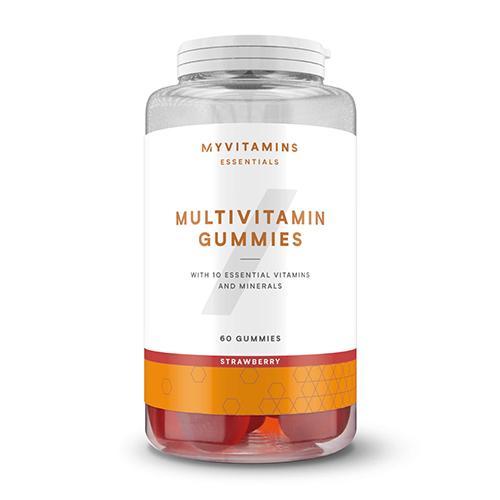 Caramelle gommose multivitaminiche
