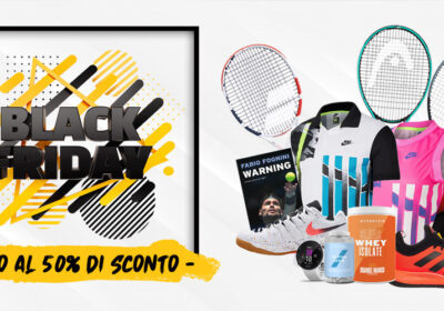 Tennis Black Friday