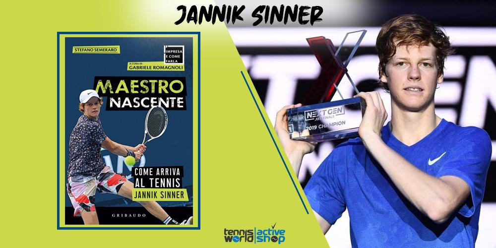 Maestro nascente - Jannik Sinner