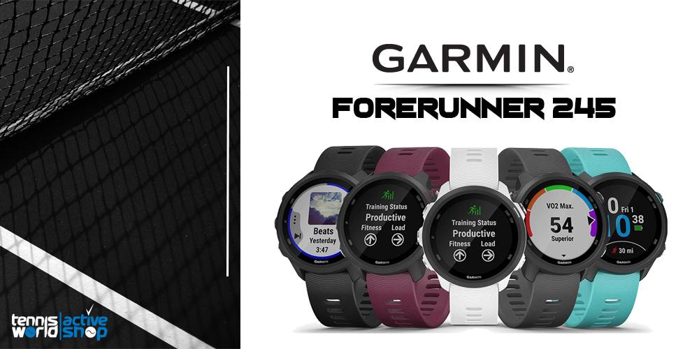 Smartwatch Garmin Forerunner 245