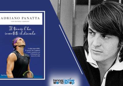 Adriano Panatta: Il tennis l'ha inventato il diavolo