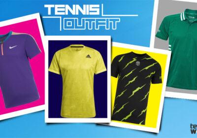 Abbigliamento Tennis Uomo