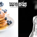 Alimentazione sportiva colazione