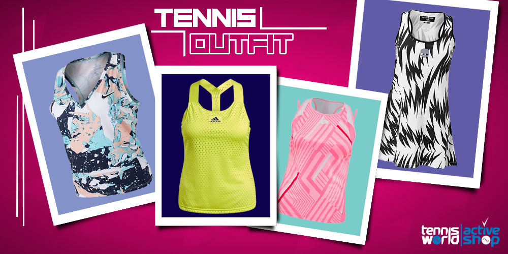 Abbigliamento tennis donna