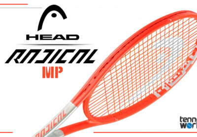 Head Graphene 360+ Radical MP