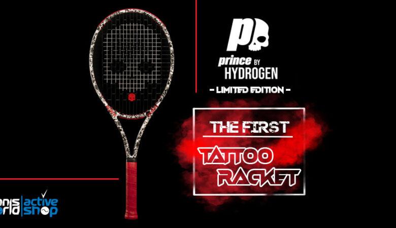 Prince Hydrogen o3 tattoo
