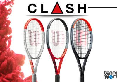 Wilson Clash 100